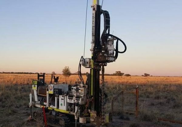 Acker R.A.D (Restricted Access Drill) - Total Drilling