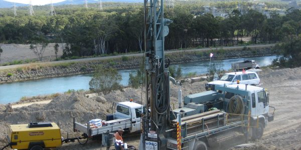 Drilling Contractor Newcastle & Hunter Valley - Total Drilling
