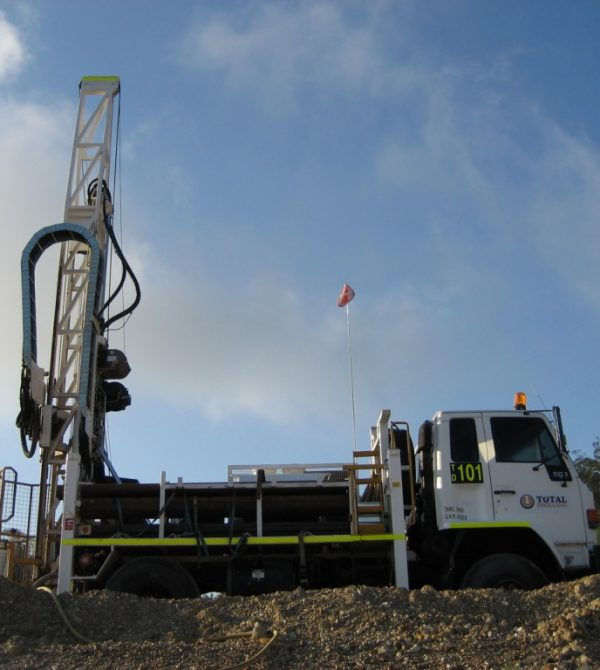 Company Operations - Total Drilling