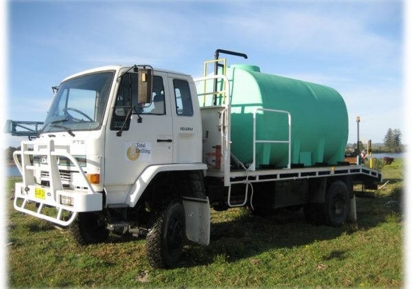 Water Carts - Total Drilling